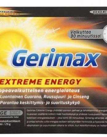 Gerimax Extreme Energy