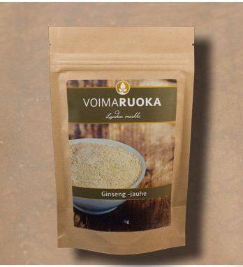 Ginseng Jauhe LUOMU 60 g Voimaruoka