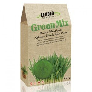 Green Mix -jauhe 250 g Leader
