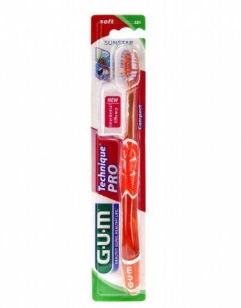 Gum Technique Pro Hammasharja 1 kpl