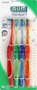 Gum Technique+ Soft Hammasharja 4 kpl