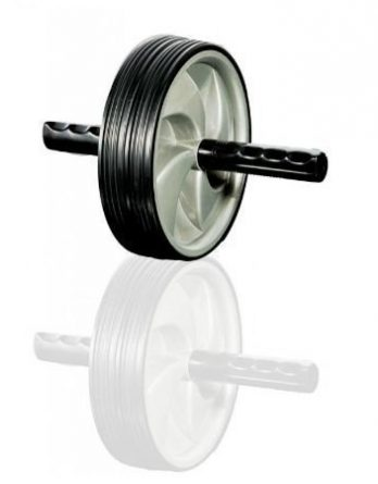 Gymstick Dual exercise wheel vatsarulla