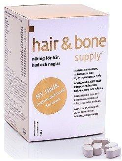 Hair & Bone Supply 72 tablettia