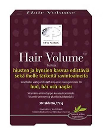 Hair Volume 30 tablettia