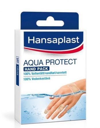 Hansaplast Aqua Protect Hand Pack 16 kpl