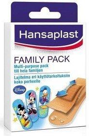 Hansaplast Family Pack 40 kpl