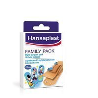 Hansaplast Family Pack 40 laastaria