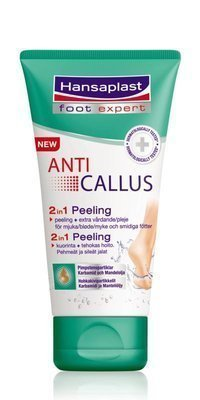 Hansaplast Foot Expert Anti Callus 2in1 Peeling 75 ml