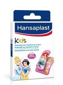 Hansaplast Princess Laastari 16 kpl