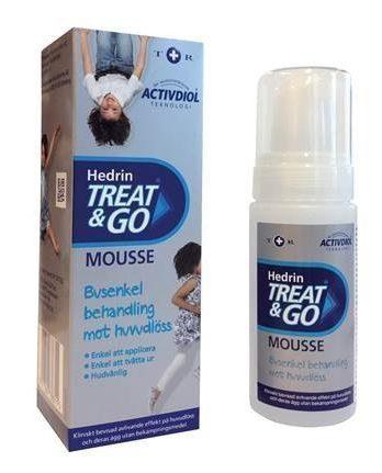 Hedrin Treat & Go Mousse 100 ml