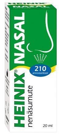 Heinix Nasal nenäsumute 20 ml