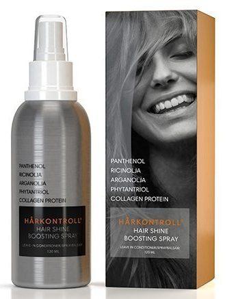 Hlrkontroll Hair Shine Boosting Spray 120 ml