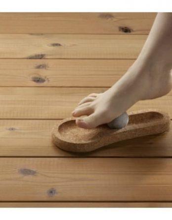 Hukka Solejoy -jalkapohjan hierontalaite