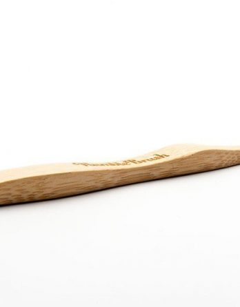 Humble Brush Bambu Tandborste Vuxen Vit 1 kpl