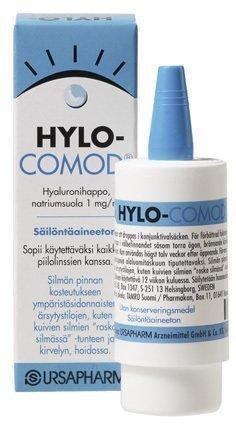 Hylo-Comod silmätipat 10 ml