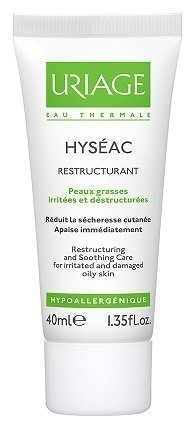 Hyséac Creme Restructurant Visage Kosteusvoide 40 ml