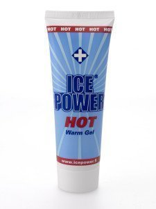 Ice Power HOT lämpögeeli 75 ml.