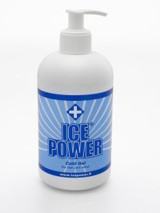 Ice Power geeli 400 ml.