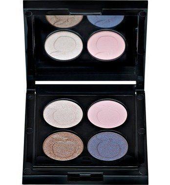 Idun Minerals Eyeshadow Palette Norrlandssyren 4 kpl