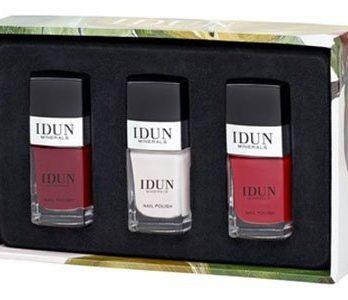 Idun Minerals Gift Set Nail Polish 1 kpl