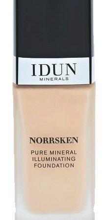 Idun Minerals Norrsken Flytande Foundation Saga 1 kpl
