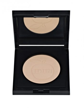 Idun Minerals Pressed Powder Vacker 3