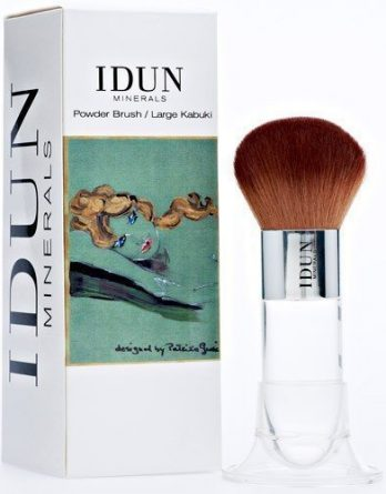 Idun Minerals Stor Kabuki/Puderborste 1 kpl