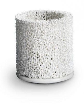 Iittala Fire Kynttilälyhty 9 cm vaahtokeraaminen
