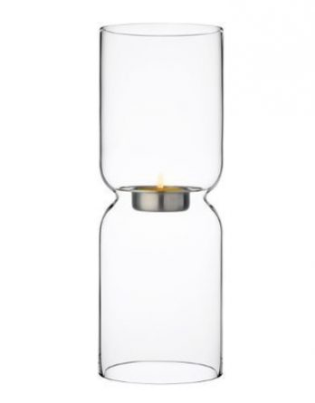 Iittala Lantern-kynttilälyhty 250 mm kirkas