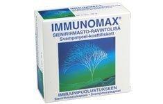 Immunomax sienirihmastovalmiste 80 kaps.