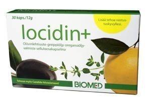 Iocidin Plus 30 kaps.