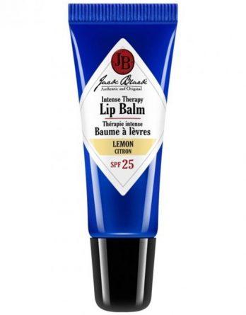 Jack Black Intense Therapy Lip Balm Spf25 Lemon 7 g