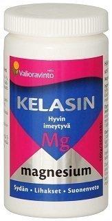 Kelasin Magnesium 100 tablettia