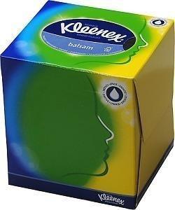 Kleenex Balsam Cube 56 kpl