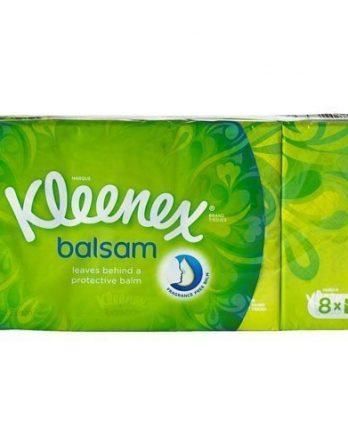 Kleenex Balsam Näsdukar 8 X 9 kpl
