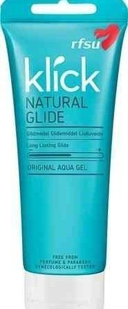 Klick Natural Glide liukuvoide 100 ml
