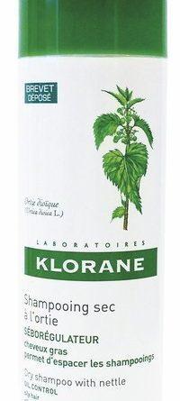 Klorane Nokkoskuivashampoo 150 ml