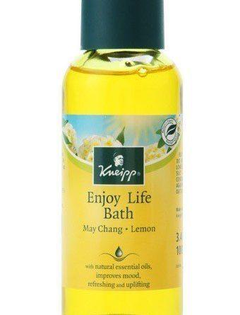 Kneipp Enjoy Life Bath Oil 100 ml