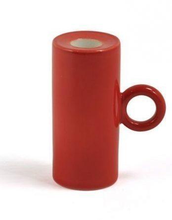 Kotivalo Kynttilänpidike 120 mm punainen