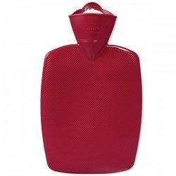 Kuumavesipullo 1.8 l fleece-päällisellä