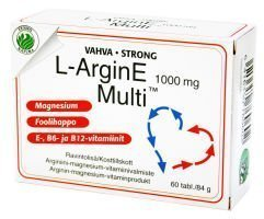 L-Argine Multi 60 tabl.