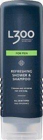 L300 For Men Shower & Shampoo 250 ml