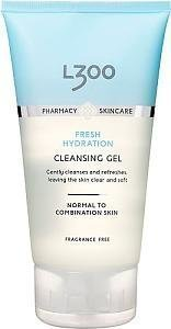 L300 Fresh Hydration 2-In-1 Cleansing Gel 150 ml Hajusteeton