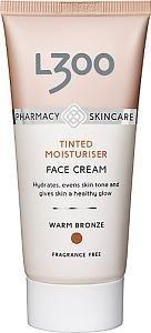 L300 Tinted Moisturizer Warm Bronze Face Cream 60 ml Hajusteeton