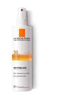 La Roche-Posay Anthelios aurinkosuojasuihke vartalolle SPF 30 200 ml