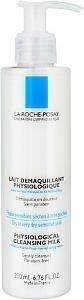 La Roche-Posay Fysiologinen Puhdistusmaito 200 ml