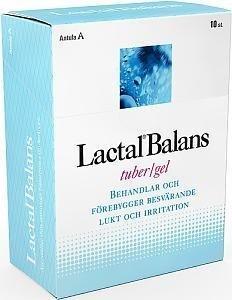 Lactal Balans Geeli 10x5 ml