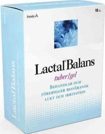 Lactal Balans (ent. Lactal) geeli 7 putkiloa