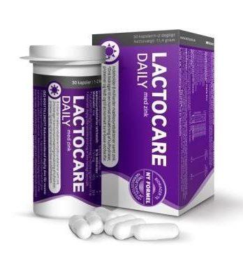 Lactocare Daily Sinkillä 30 kpl