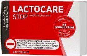 Lactocare Stop Magnesiumilla 12 kpl